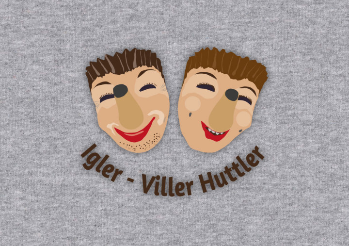 Igler – Viller Huttler
